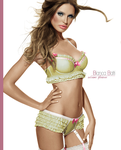 Bianca Balti Lasenza Colorize by paranoid25