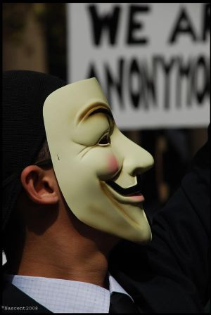 Anonymous by yoursonly