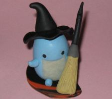 Witchy Quaggan Calf by Erajia