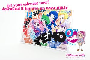 Temo's 2011 calendar by Takisse