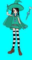 Sugar Sugar Rune OC Spearmint by animechaquita34