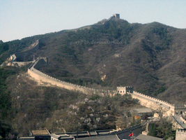 Great Wall of China by gray929
