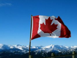 Canada on top of the world by hooni