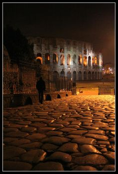 Cobbled Colosseum by Pytik