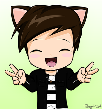Chibi Me - Squall234 by Squall234