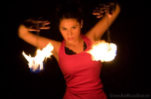 Fire Dancer by Procedure1