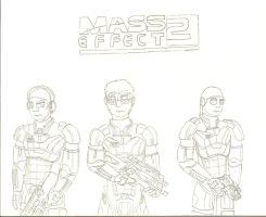 Mass Artfect 2 by LBFable