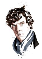 Sherlock by hansbrown-77