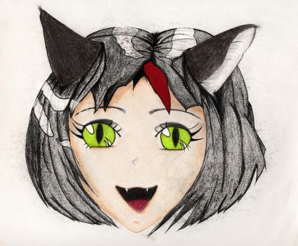 Kitty (Better Quality) by LushMelody