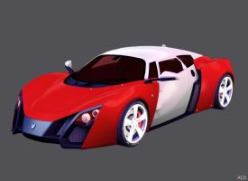 Marussia B2 by Goreface13