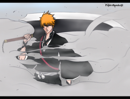 Bleach 459- His Finally Back.. by Akira-12