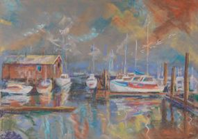 Harbor View by carolthompson