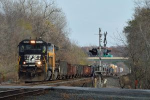NS and UP 31Q 11-10-14 by the-railblazer