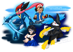 Soul Release: Synchro Evolution ~Commission~ by Xero-J