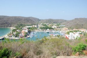 Panama Canal Huatulco Mexico 12 by FairieGoodMother
