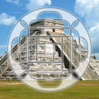 Kukulcan Temple-ate by playful-geometer