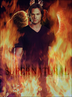 Sam Winchester poster by dia-m