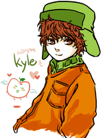 kyle by yuho22