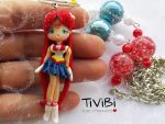 Sailor Chibi Chibi Moon adult version by tivibi