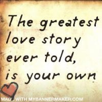The Greatest Love Story... by mmad4ever
