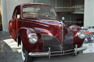1940 Lincoln Zephyr III by Brooklyn47