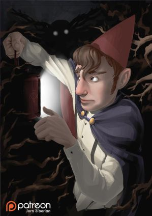 Wirt Grown-up with Timelapse process video by Jorn-Siberian