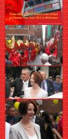 Julia Gillard in Chinatown Melbourne Live Photo by Muzi1412