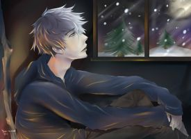 Jack Frost - Longing by Mochi-pon