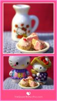 Kitty Cakes by kalos-eidos-skopein