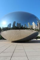 The Shiniest Thing in Chicago by DJCandiDout