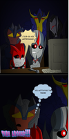 Slender round 2 by Paola18