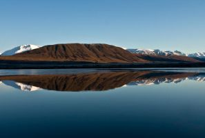 Maori Lakes by benyoung