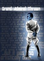 Grand Admiral Thrawn by InfamouslyDorky