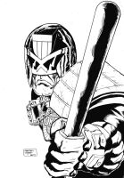 Dredd. Nuff Said. by SheldonGoh