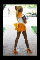 Sailor Venus - She's Got Legs by Kuragiman
