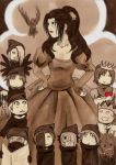 Snow white and the seven Akatsu- ...ehm, dwarfs! by Nadetha