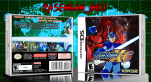 Mega Man X6 DS by Arby-Works