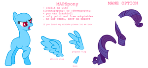 Base #7 - Don't Talk To Me In That Tone! by MAPSpony