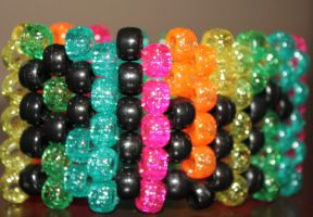 Plur Cuff by xXAnnieLollipopXx