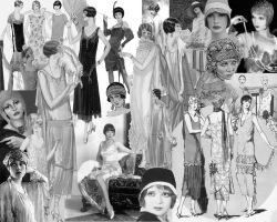 Flappers by slewis1208