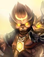 General Wukong by Tharkim