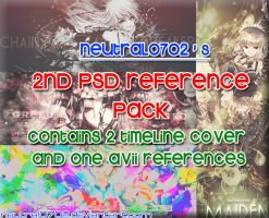 Neutral0702 2nd PSD Reference Pack by Neutral0702