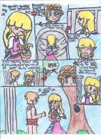 Zelda Skyward Sword Romance Comic by Zelink5