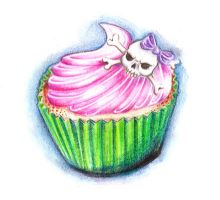 Cupcake by Blixtra