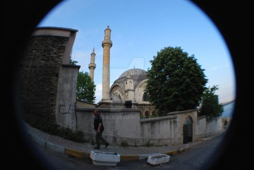 mosque by scold