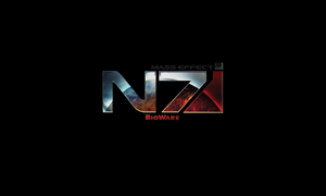 Mass Effect 3 N7 Wallpaper by SpartacusN7