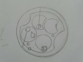 Circular Gallifreyan by Illuminati-genius