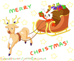 Merry Christmas 2013! by JustLex