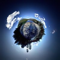 Quartz Planet by NickSpiker