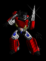 G1 Sideswipe with blade by Superbdude1